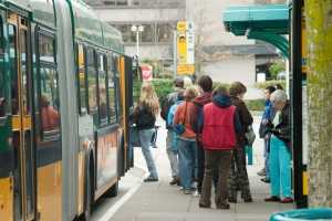 Metro is rated the fastest growing large bus transit agency in the nation and in May set a record for 400,000 riders per day.